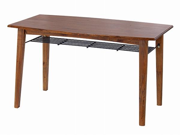 【メーカー直送】 ティンバー ダイニングテーブル リビングテーブル 天然木