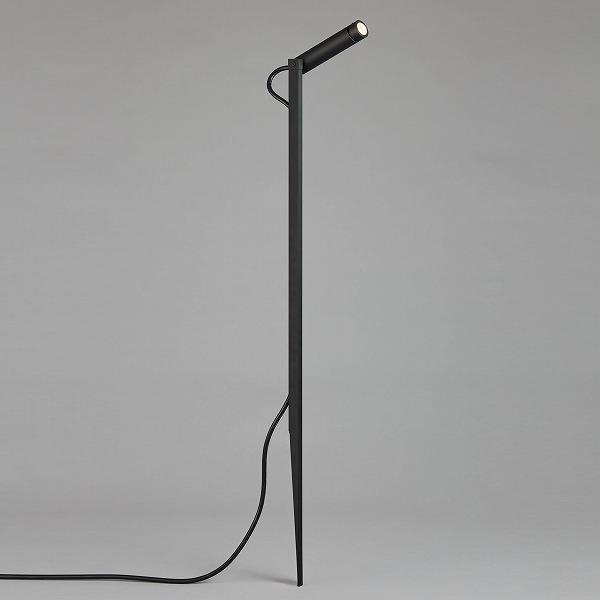 AD-3206-L 山田照明 屋外スポットライト 黒色 LED 電球色 調光 20度