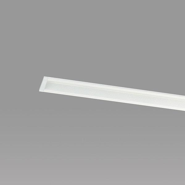 DD-3555-W 山田照明 ベースライト 白色 連結用 左端部 LED 白色 調光