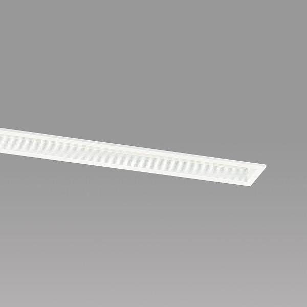 DD-3556-WW 山田照明 ベースライト 白色 連結用 右端部 LED 白色 調光