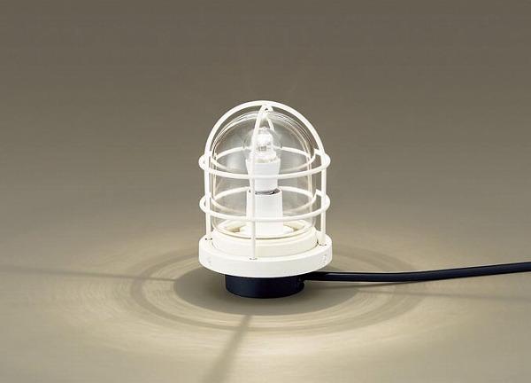 LGW45834W パナソニック 屋外用スタンド ホワイト LED(電球色)