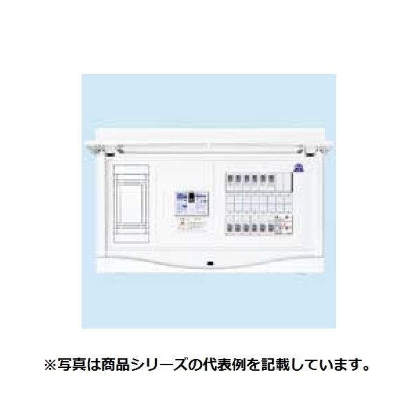 HCB13E5-82MPA 日東工業 ホーム分電盤 特定用途別 (HCB13E-MPA) 感震リレー付・MPタイプ(感震ブレーカー対応)