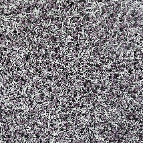1407-062 Prevell ラグ カーペット マット レペット 円形 グレー 約160×160cm