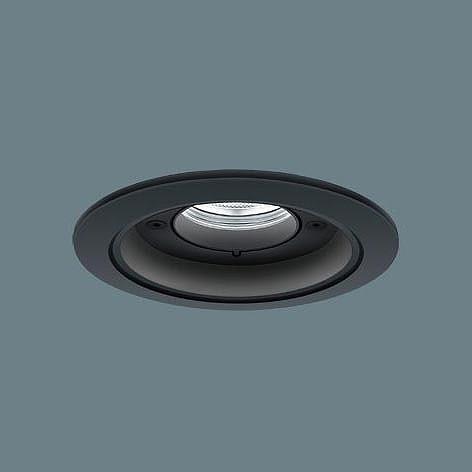 XNW2030BWLJ9 パナソニック 軒下用ダウンライト ブラック φ100 広角 LED 白色 調光