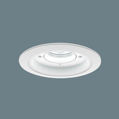 XNW2030WNLJ9 パナソニック 軒下用ダウンライト ホワイト φ100 広角 LED 昼白色 調光