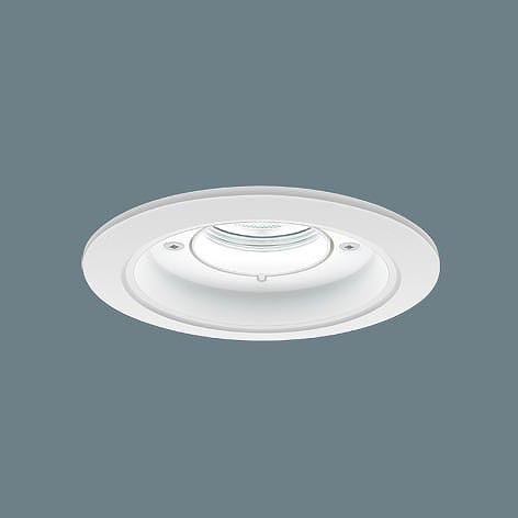 XNW2530WVLJ9 パナソニック 軒下用ダウンライト ホワイト φ100 広角 LED 温白色 調光
