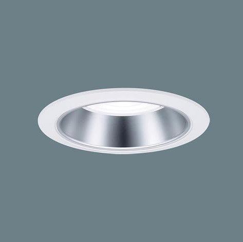 XND1030SCLJ9 パナソニック ダウンライト シルバー φ100 LED 温白色 調光 広角