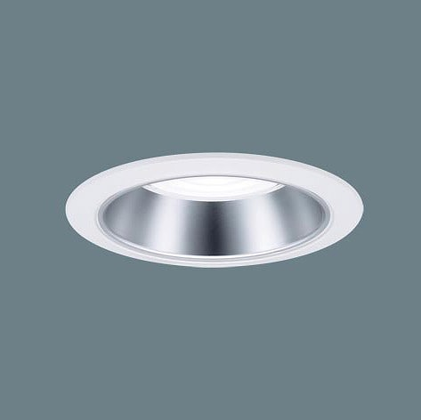XND1031SELJ9 パナソニック ダウンライト シルバー φ100 LED 電球色 調光 拡散