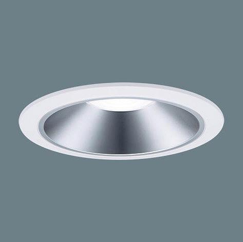 XND1060SBLJ9 パナソニック ダウンライト シルバー φ150 LED 白色 調光 広角