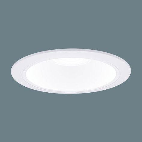 XND1060WCLJ9 パナソニック ダウンライト ホワイト φ150 LED 温白色 調光 広角