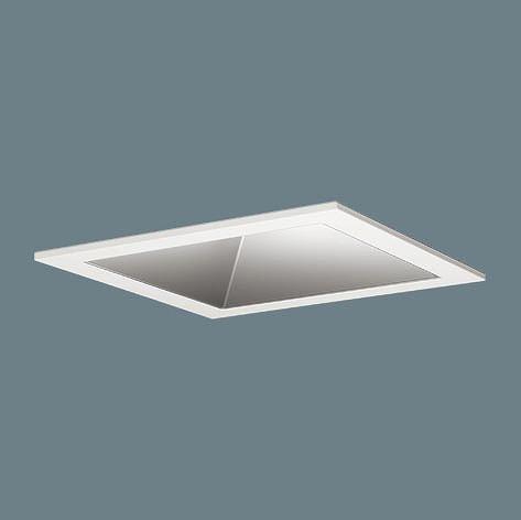 XND2065SWLJ9 パナソニック 角型ダウンライト シルバー □150 LED 白色 調光 拡散