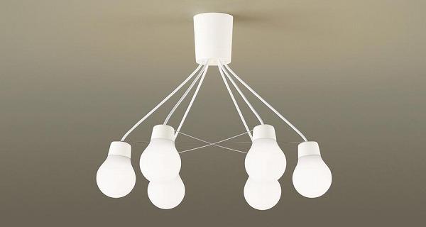 LGB57629WCE1 パナソニック シャンデリア LED(温白色) ~6畳 (LGB57629W CE1)