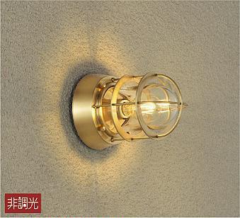 DWP-40490Y ダイコー 屋外用ブラケット LED(キャンドル色)