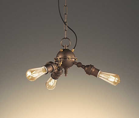 OC257129LC オーデリック 小型シャンデリア LED(電球色)