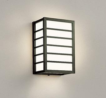 OG041728LC1 オーデリック 和風ポーチライト LED(電球色)