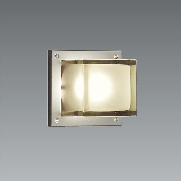 ERB6169SB 遠藤照明 屋外用ブラケット シルバー 角柱形 LED(電球色)