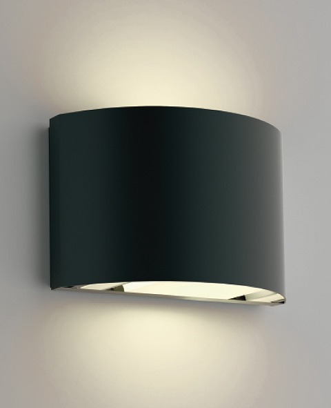 ERB6538BA 遠藤照明 屋外用ブラケット 黒 LED(電球色)