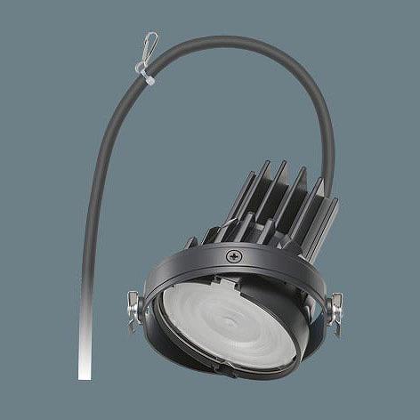 NTS52491B パナソニック ユニバーサルダウンライト 灯具のみ ブラック LED(白色) (NTS53141B 相当品)