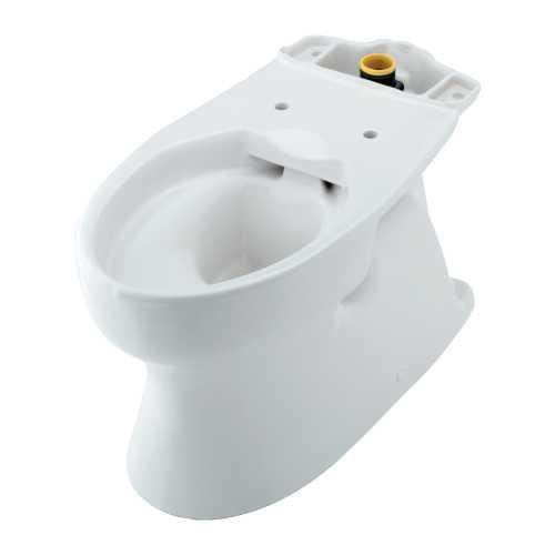235-323 カクダイ 【寒冷地用】シューレスト腰掛便器 床排水 ホワイト