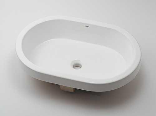 493-171 カクダイ アンダーカウンター式洗面器
