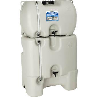 EC231S-H-60-330L 三栄水栓 雨水タンク 330L SANEI