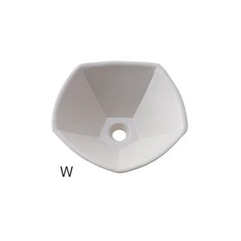 HW10220-W W(ホワイト) SANEI 三栄水栓 手洗器(信楽焼) W(ホワイト) HW10220-W SANEI, KELLCH ケルヒジュエリーリペア:96c01d1e --- sunward.msk.ru