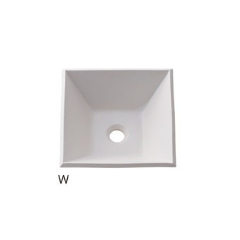 HW10221-W 三栄水栓 手洗器(信楽焼) W(ホワイト) SANEI