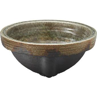 HW1024P-023 三栄水栓 洗面器(埋込型・オーバーフロー) 翠緑 SANEI