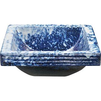 HW20231-016 三栄水栓 手洗器 碧空 角型 SANEI