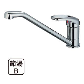 K87111JK-13 三栄水栓 【寒冷地用】シングルワンホール混合栓 呼13 SANEI