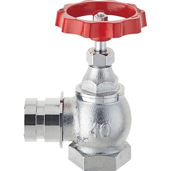 V190-50 三栄水栓 差込90°散水栓 呼50 SANEI