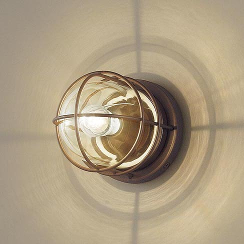 LGW85034A パナソニック ポーチライト・門柱灯 ブラウン LED(電球色)