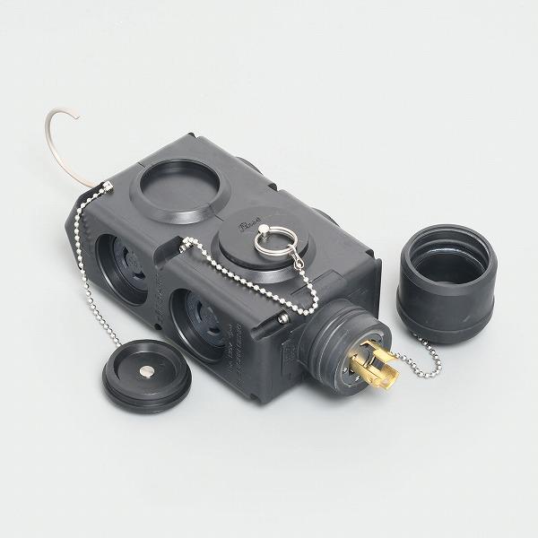 3113RK アメリカン電機 引掛形 移動用分岐ボックス
