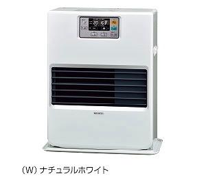 FF-VG52SA-W コロナ FF温風シリーズ 木造14畳までコンクリート18畳まで (FF-VG5215S-W 同等品)