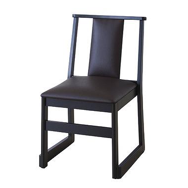 【メーカー直送】 BC-243DBR 東谷 チェア お座敷チェア 椅子 イス 仏事・法事・仏具・冠婚葬祭