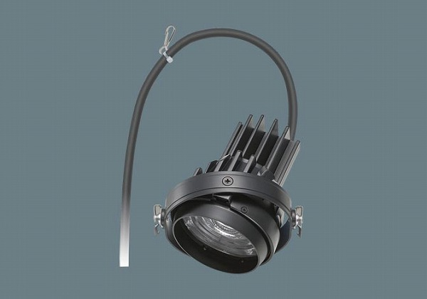NTS53411B パナソニック ユニバーサルダウンライト ブラック LED 白色 WiLIA無線調光 狭角