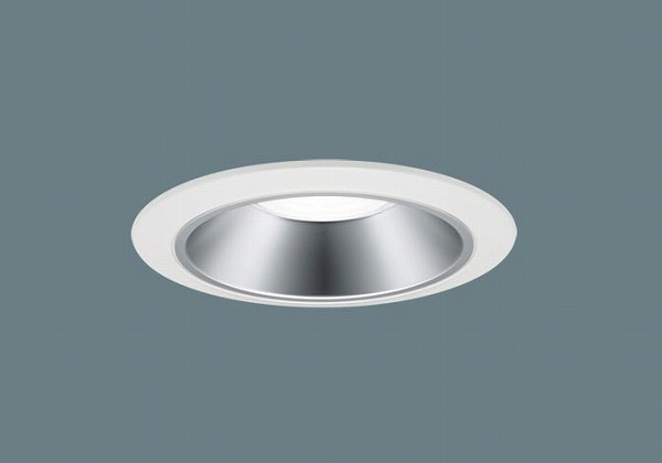 XND5550SVRY9 パナソニック ダウンライト シルバー LED 温白色 WiLIA無線調光 広角