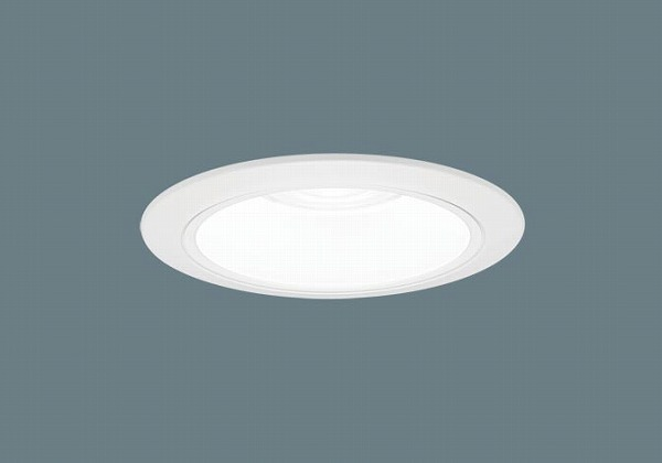 XND5551WVRY9 パナソニック ダウンライト ホワイト LED 温白色 WiLIA無線調光 拡散