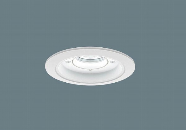 XNW2531WWLE9 パナソニック 軒下用ダウンライト ホワイト LED(白色) 拡散
