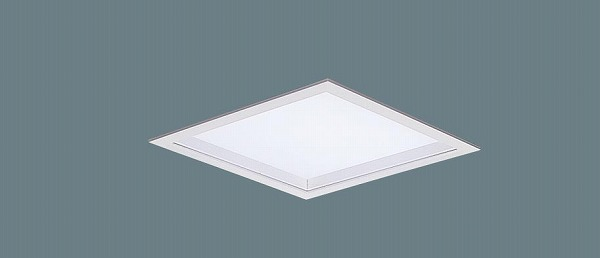 XL573PGFKLA9 パナソニック スクエアベースライト ホワイト LED 温白色 調光