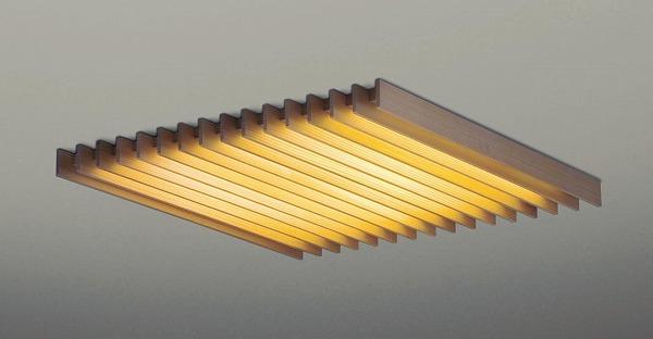 XL574WBFKLA9 パナソニック 和風スクエアベースライト 木製ルーバ LED 温白色 調光
