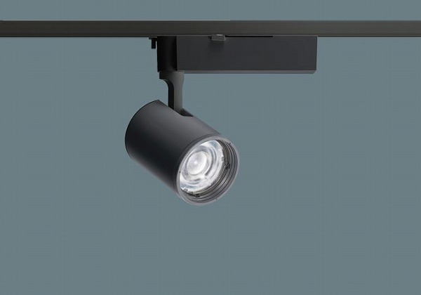 NTS02506BLE1 パナソニック レール用スポットライト ブラック LED(白色) 配光調整機能付