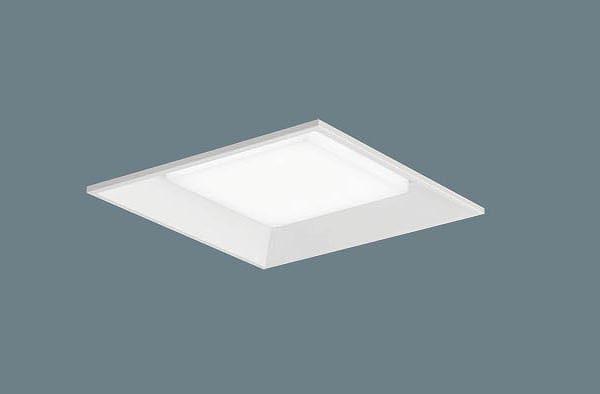 XLX183UEVRX9 パナソニック スクエアベースライト LED 温白色 WiLIA無線調光