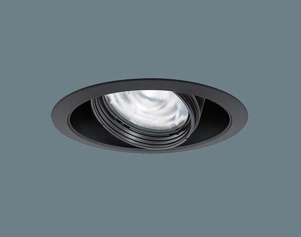 NTS65523B パナソニック ユニバーサルダウンライト ブラック LED 電球色 調光 配光調整機能付