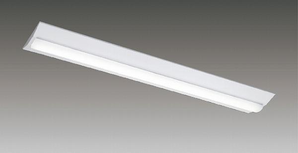 東芝 TENQOO 40W形 直付 LEDベースライト W230 LEKT423693L-LS9 電球色