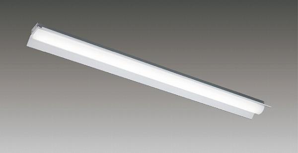東芝 TENQOO 40W形 直付 LEDベースライト 反射笠 LEKT415693WW-LS9 温白色