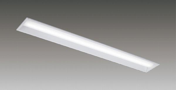 LEKR415253WW-LD9 東芝 TENQOO 埋込ベースライト LED(温白色)
