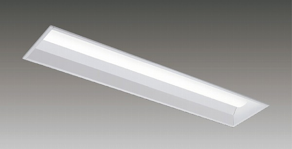 LEKR426253WW-LD9 東芝 TENQOO 埋込ベースライト LED(温白色)