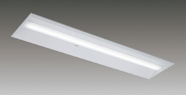 LEKR430403YWW-LD9 東芝 TENQOO 埋込ベースライト LED(温白色) センサー付