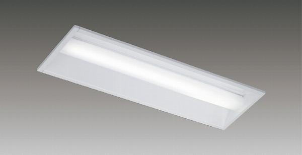 LEKR222323WW-LS9 東芝 TENQOO 埋込ベースライト LED(温白色)